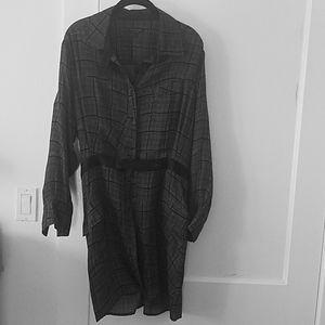 Rag & Bone Somerset Shirtdress - 6